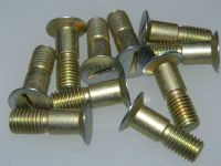 "10 x 5/16"" BSF Countersunk Slotted Head Bolts Length: 15/16"" DHS965-4.1/2G [V12]"